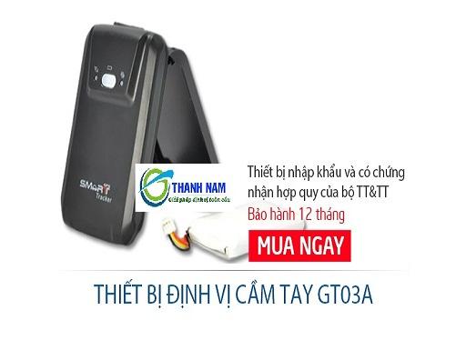 Hình ảnh thiết bị định vị cầm tay GT03A