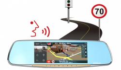 VietMap G68 – Camera Hành Trình Gương Tích Hợp Tính Năng 5 trong 1