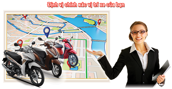 quý khách muốn lắp định vị xe máy tại Sóc Sơn hãy đến với Thành Nam GPS.