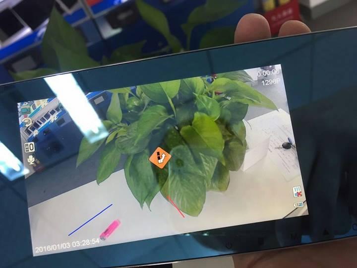 khả năng ghi hình đẳng cấp của camera hành trình gương G8 ADAS
