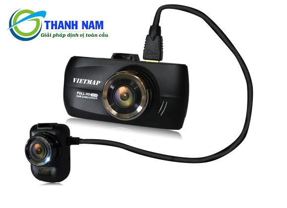 Hình ảnh camera hành trình Vietmap k12