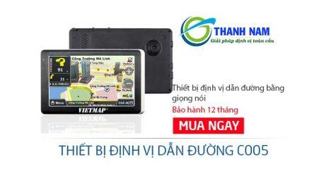 thiết bị dẫn đường Vietmap C005 giá siêu tốt tại thành nam gps