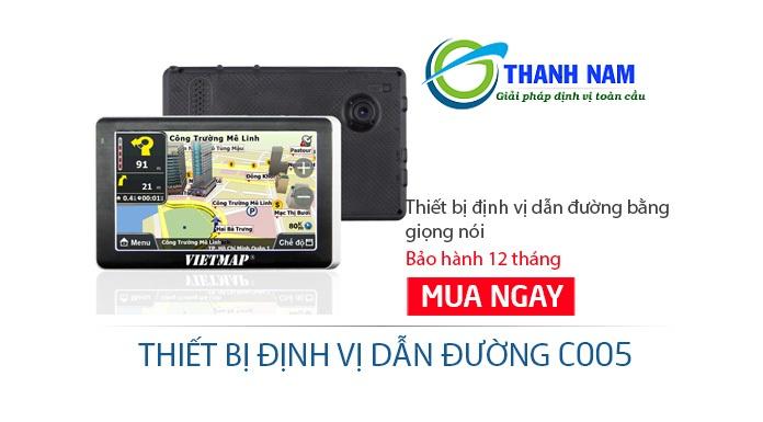Nếu có nhu cầu lắp thiết bị dẫn đường tại Đà Nẵng bạn nên tham khảo Thiết bị định vị dẫn đường C005 -
