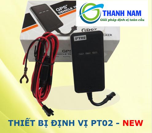 PT02 - Thiết bị định vị ô tô giá rẻ đầy đủ tính năng