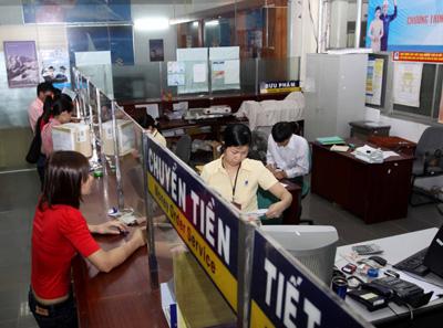 chuyển hàng qua bưu điện là hình thức thanh toán tại thành nam
