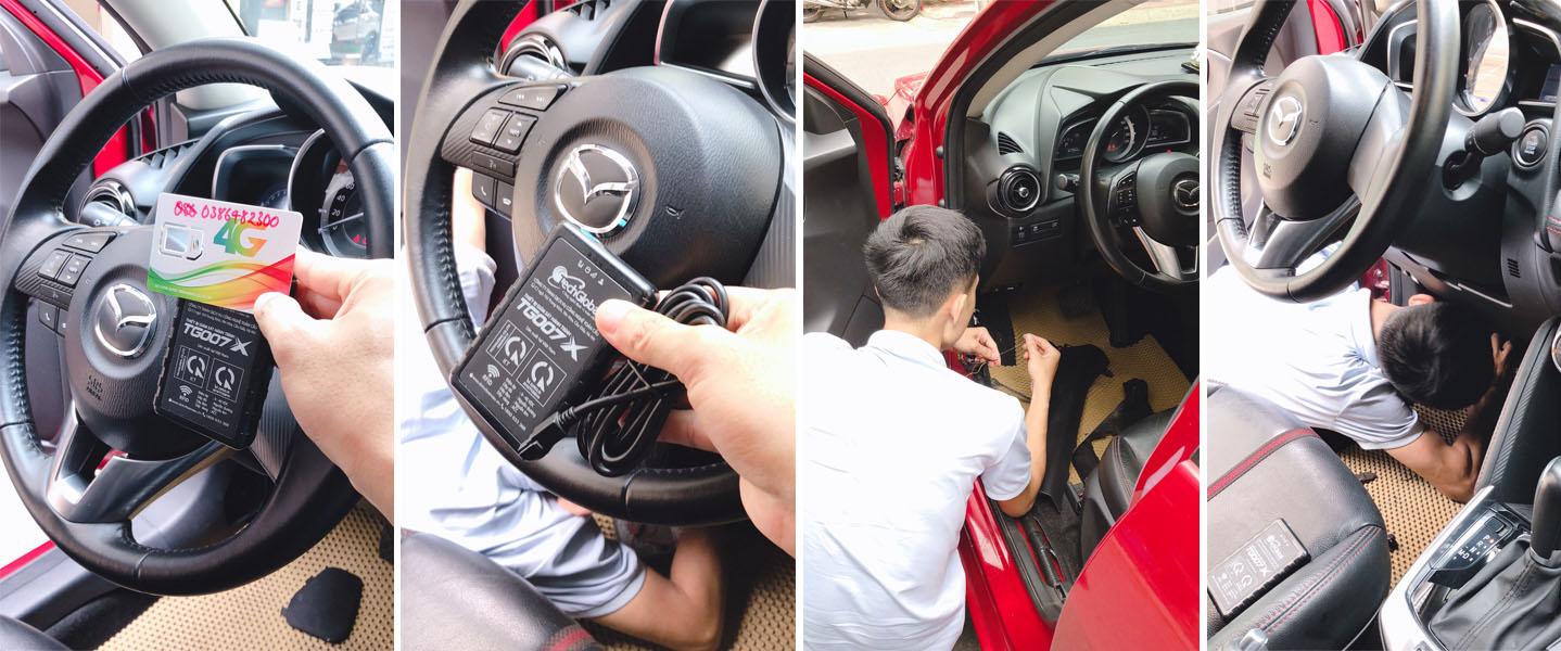 lắp định vị giám sát ô tô 24/24 - quản lý hành trình xe hiệu quả