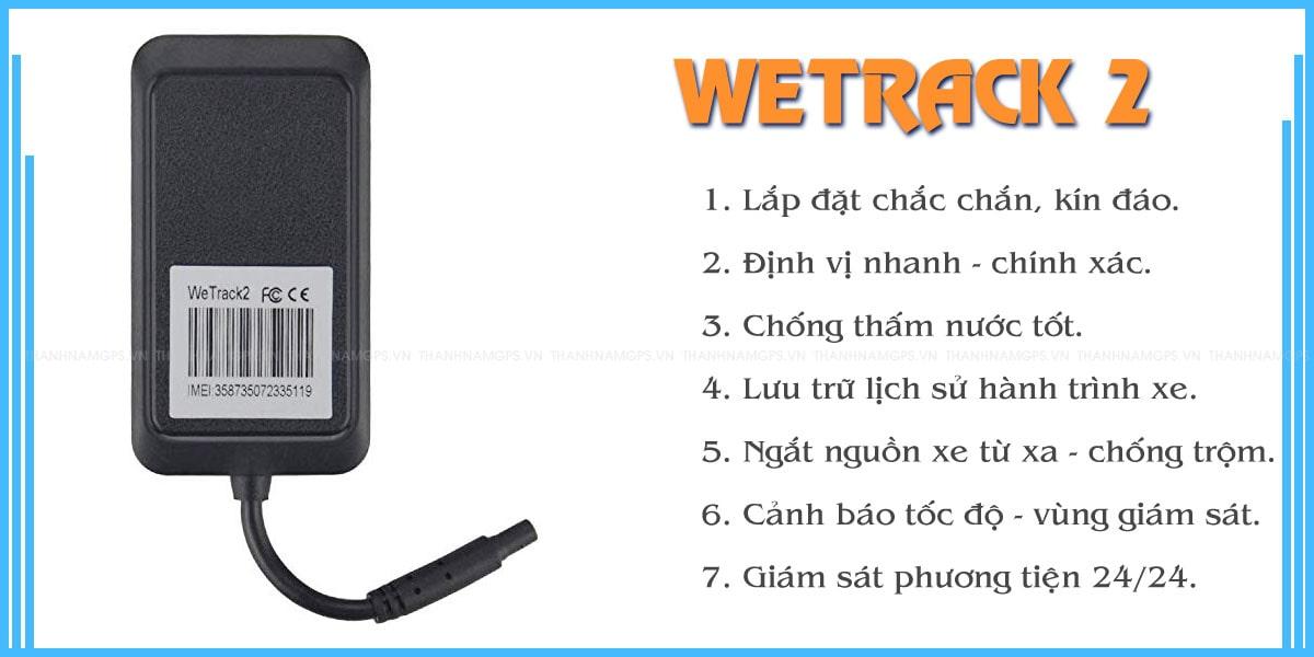 Wetrack 2