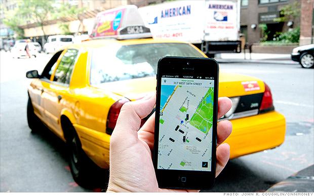 Nên mua thiết bị định vị ô tô cho xe chạy uber, grab của đơn vị nào?