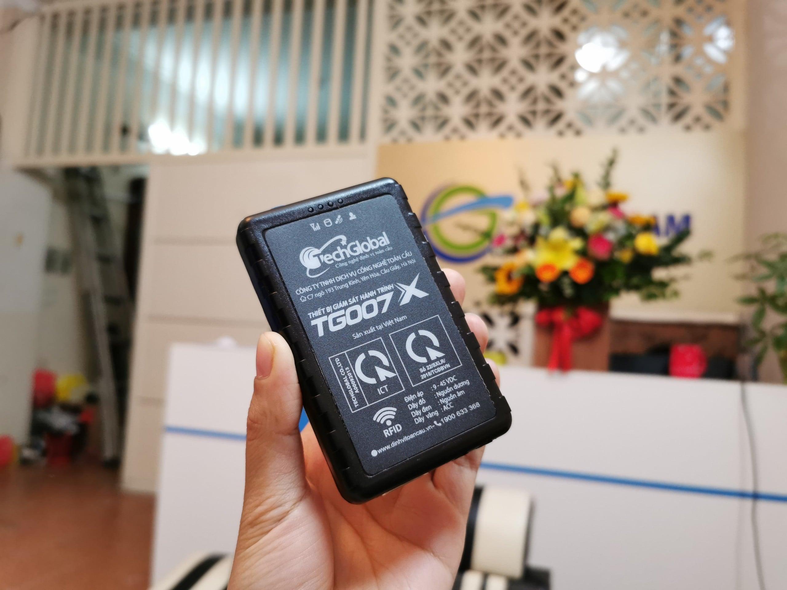 tg007x chính hãng tại thành nam gps