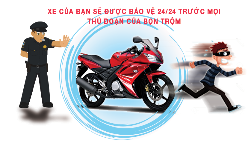 Lắp thiết bị định vị xe máy tại Thành Phố Hồ Chí Minh, miễn phí công lắp đặt