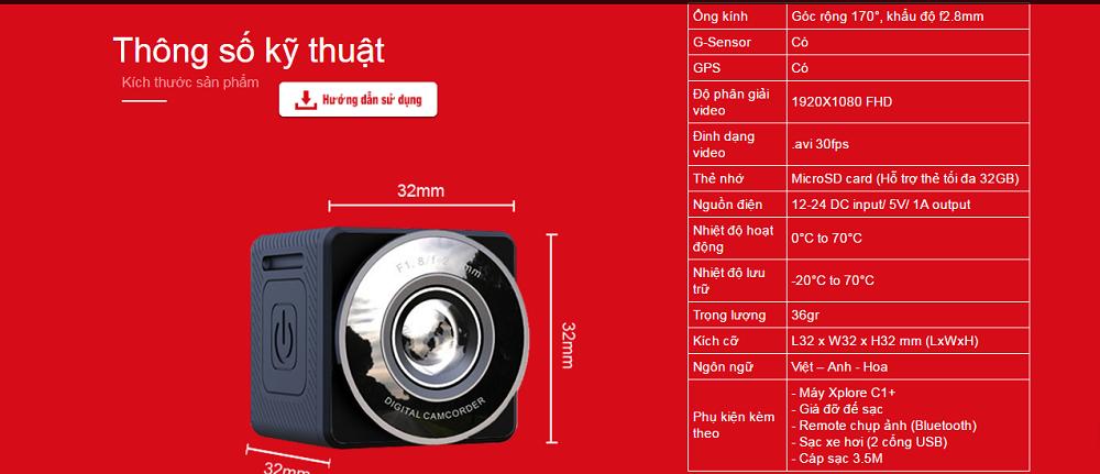 Dòng camera wifi nhỏ gọn nhất trên thị trường