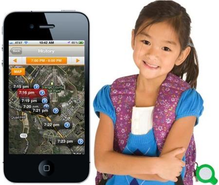 Hãy Lắp thiết bị định vị để quản lý con cái trước tình hình xã hội phức tạp hiện nay