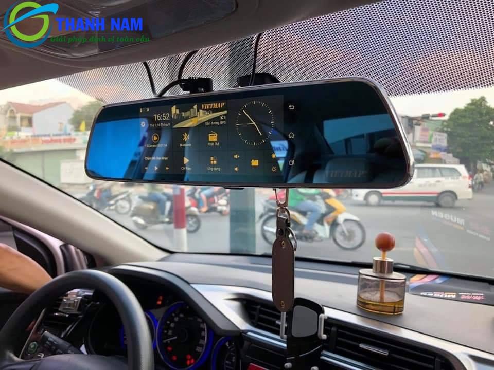 địa chỉ lắp camera hành trình vietmap, webvision, hp, carcam, xiaomi chính hãng tại đà nẵng