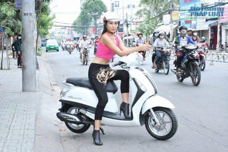 Lắp định vị xe máy tại Ba Đình - Hà Nội