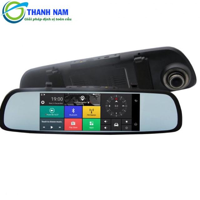 thiết bị định vị dẫn đường ô tô webvision m39