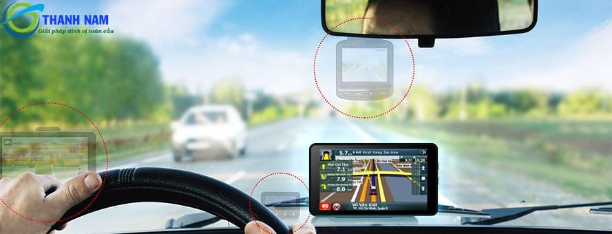 thiết bị dẫn đường kiêm camera hành trình Vietmap A50
