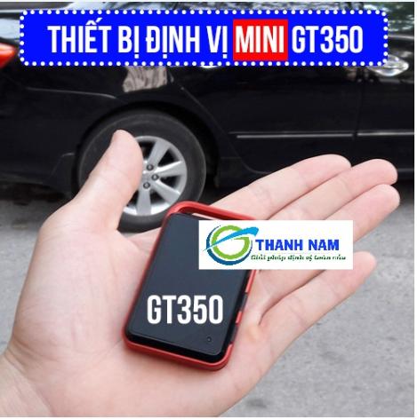 Hình ảnh thực tế Thiết bị định vị cầm tay dùng pin siêu nhỏ GT350