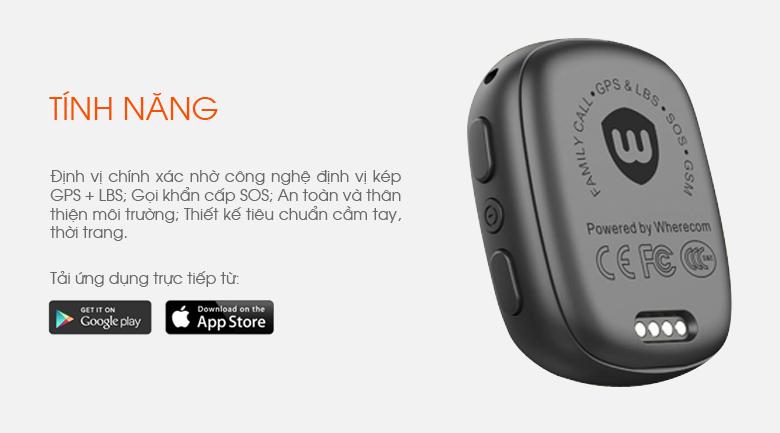 Hình ảnh thiết bị Định vị cầm tay siêu nhỏ Torosi Candy 2C