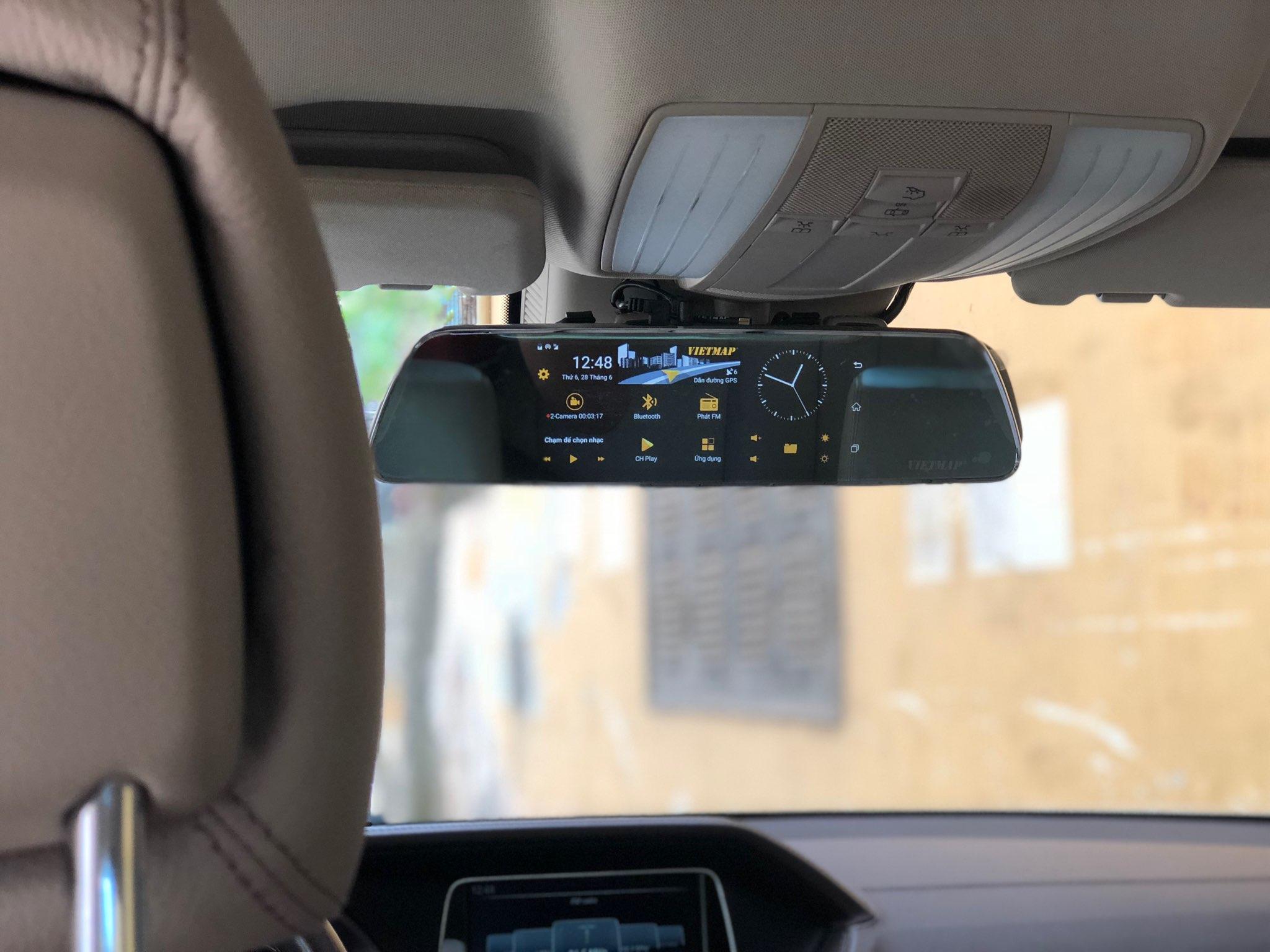 camera hành trình ô tô chính hãng