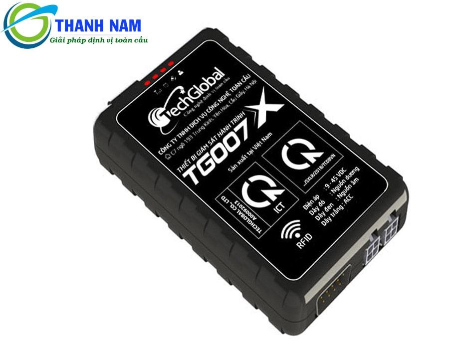 thiết bị định vị giám sát hành trình ô tô đạt chuẩn BGTVT TG007X