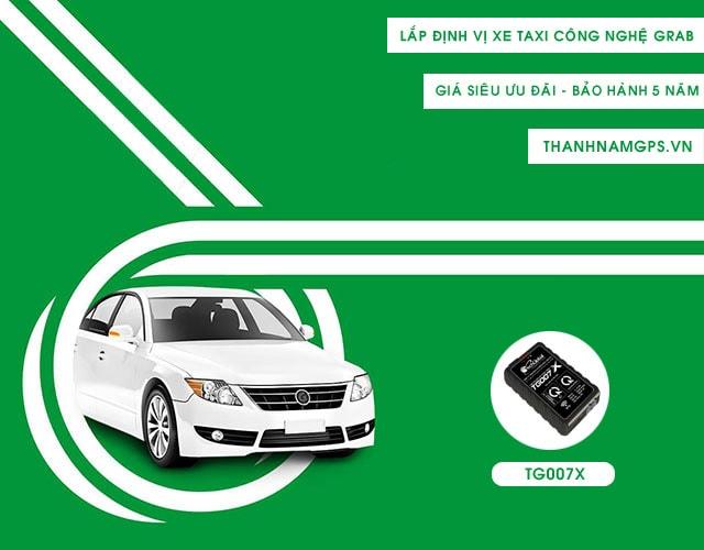lắp thiết bị định vị xe chạy grab uber tại long biên