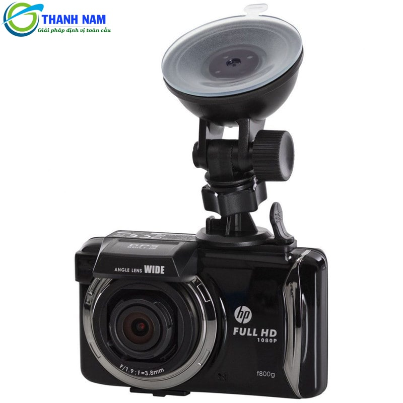 Cận cảnh camera hành trình chính hãng HP F800G