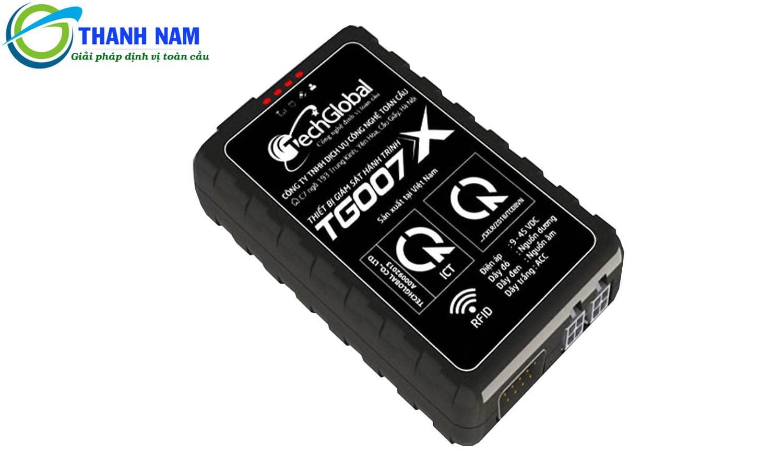 thiết bị định vị hợp chuẩn dành cho taxi công nghệ TG007X