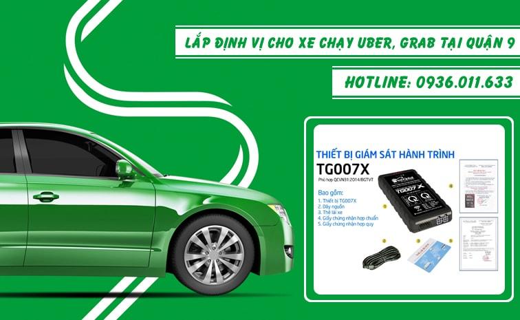 thiết bị định vị ô tô đạt chuẩn BGTVT TG007X