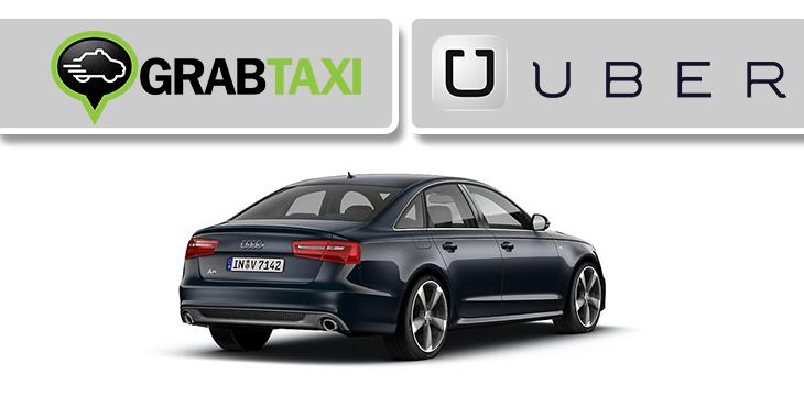 Gắn định vị xe chạy Uber, Grab tại TP HCM