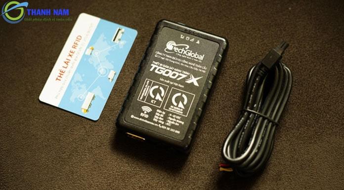 thiết bị giám sát hành trình xe hợp chuẩn BGTVT TG007X