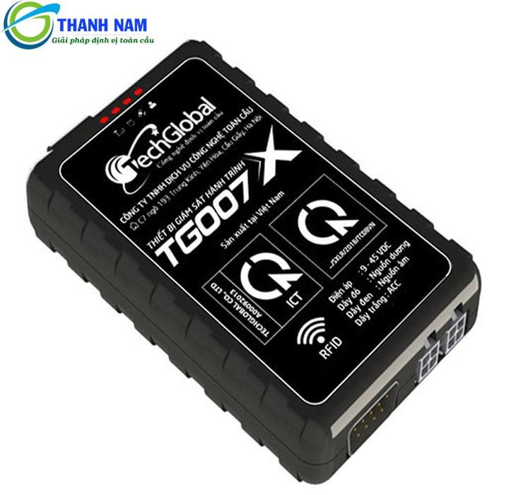 TG007X - quản lý hành trình xe 24/24