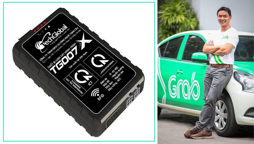 giám sát hành trình xe thông minh với TG007X