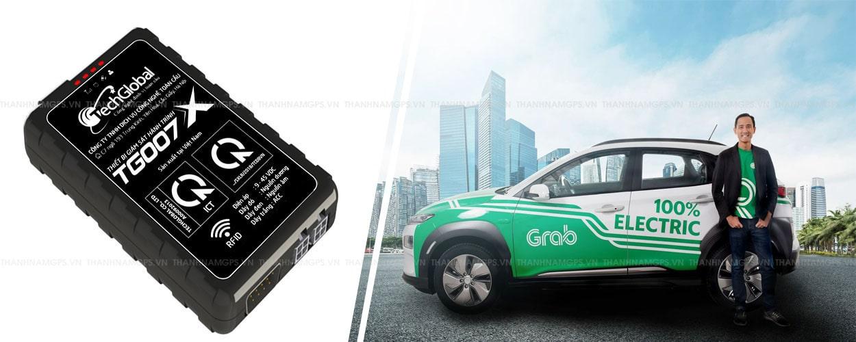 thiết bị giám sát hành trình ô tô hợp chuẩn BGTVT TG007X