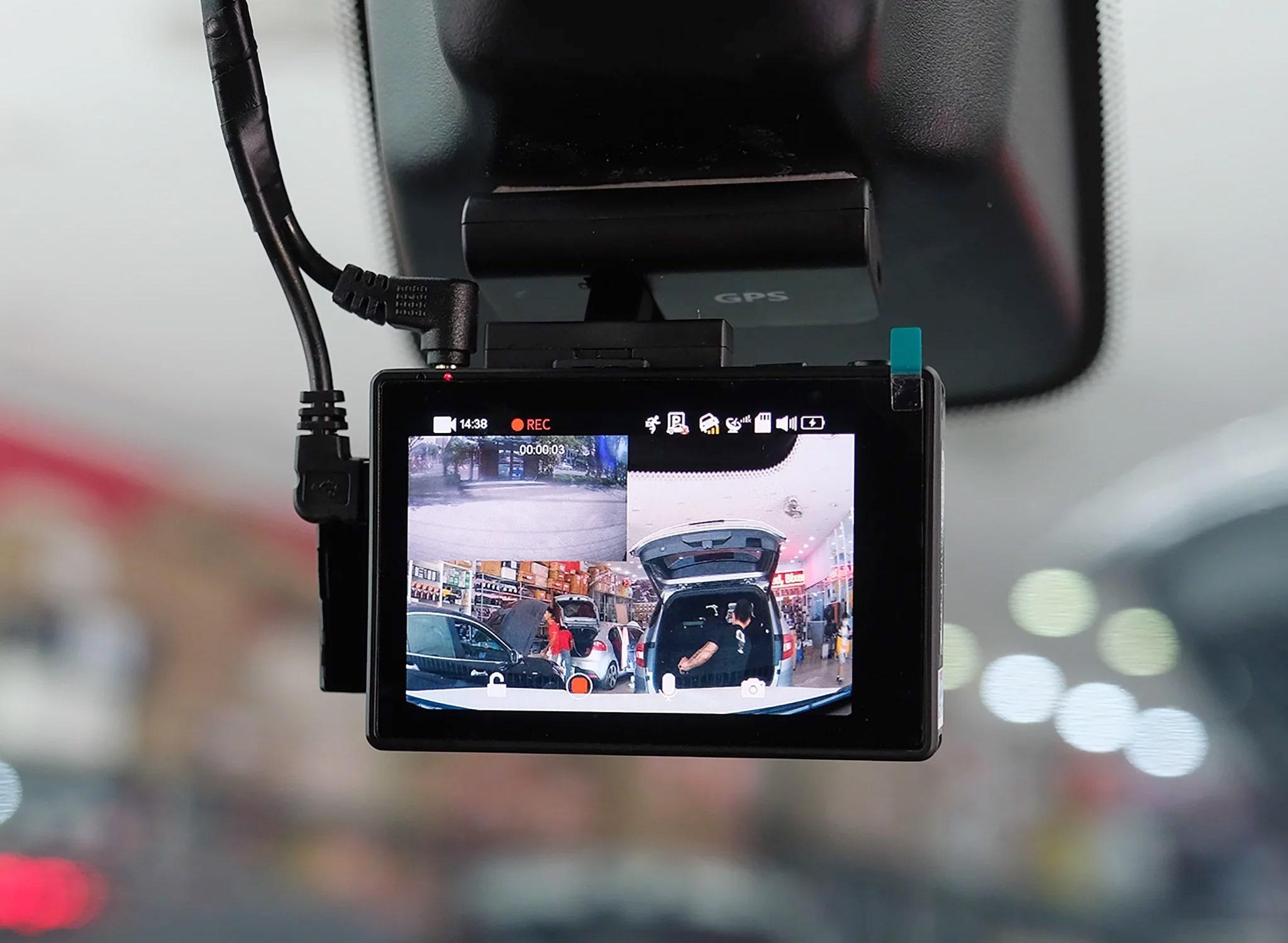 lắp camera hành trình tại quận 5