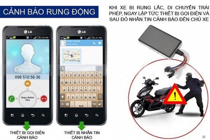 Bạn đã biết tác dụng của thiết bị khi Lắp định vị xe máy tại Tân Bình chưa?
