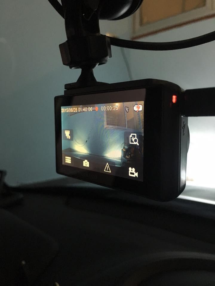 khả năng ghi hình sắc nét của X5 Ordro