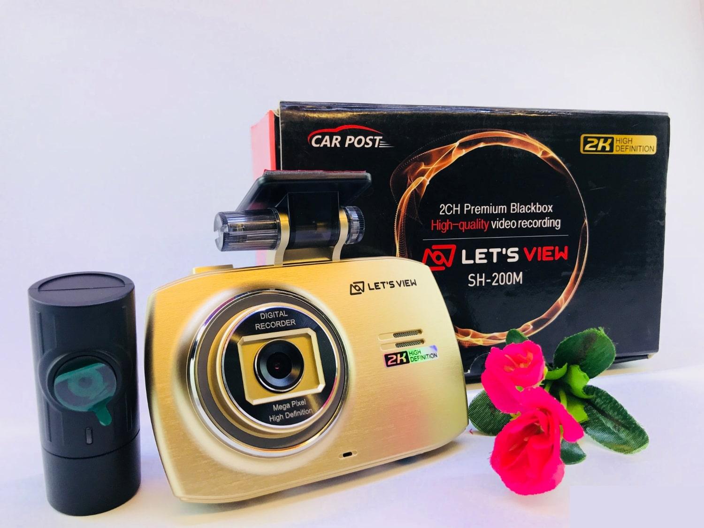 camera hành trình hàn quốc lets view sh 200m hàng chính hãng 100%