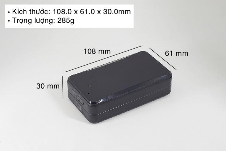 kích thước chuẩn của thiết bị định vị cầm tay at4