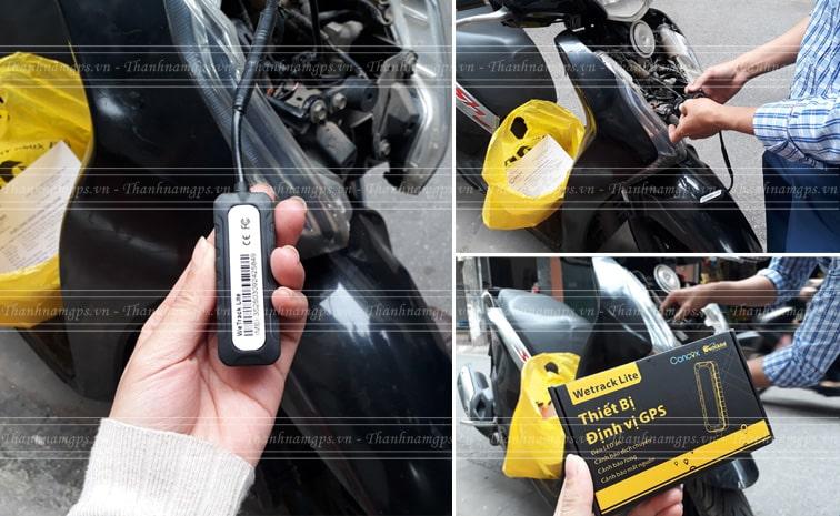 mua định vị xe máy chính hãng - giá rẻ tại thành nam gps