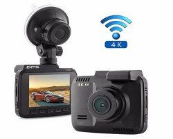Camera hành trình tích hợp wifi gps W8 độ nét 4K
