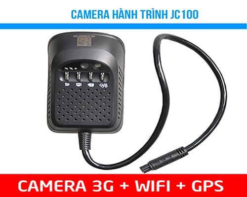 JC100 là một chiếc camera hành trình đa tính năng vô cùng tiện dụng