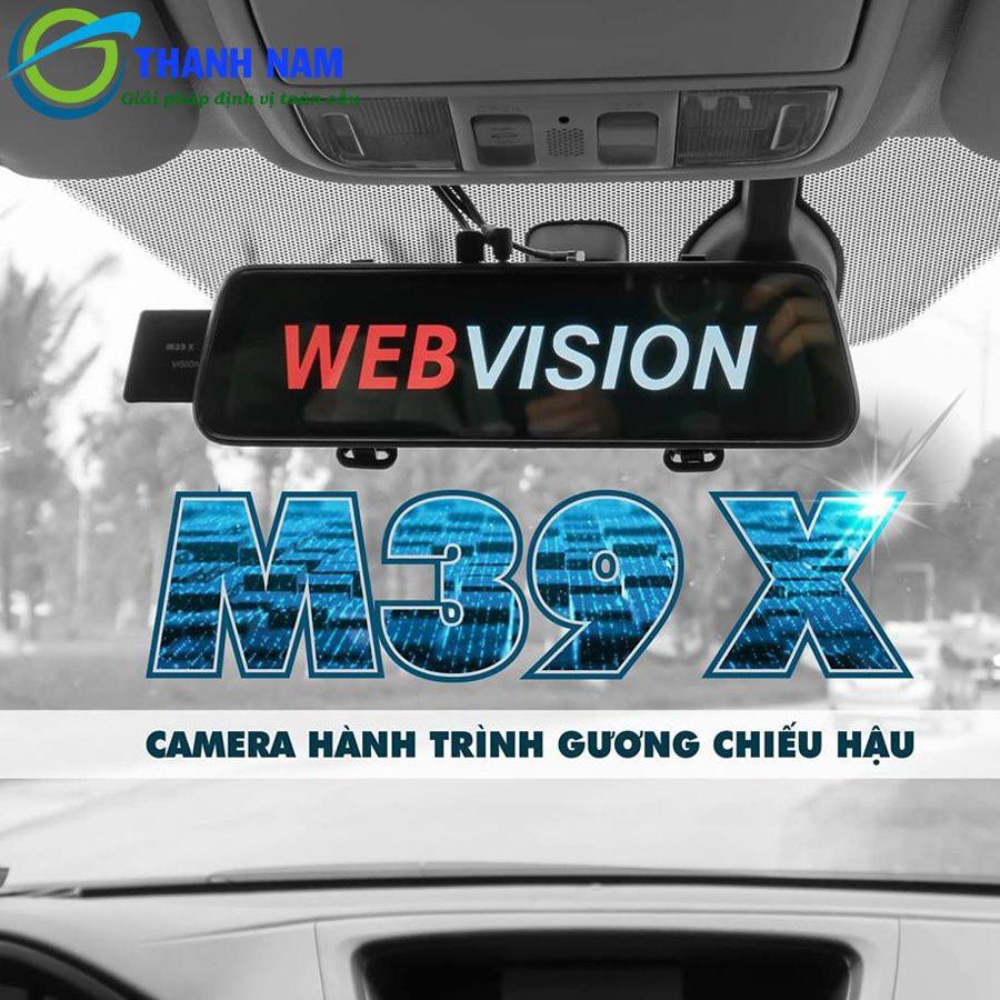 camera hành trình webvison m39x