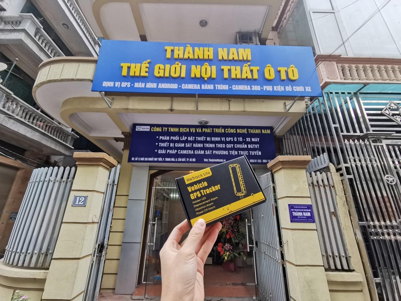 THÀNH NAM GPS - địa chỉ bán định vị ô tô uy tín tại Việt Nam