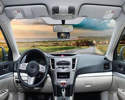 lái xe an toàn với camera hành trình