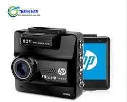 Camera hành trình HP F550G GPS ghi hình 2K