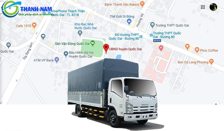 lắp đặt thiết bị định vị giám sát hành trình đạt chuẩn BGTVT cho xe tải