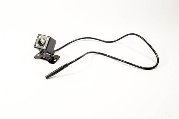 mắt camera sau của thiết bị