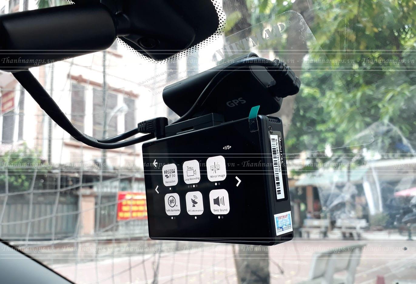 lắp đặt camera hành trình chính hãng tại tỉnh ninh thuận