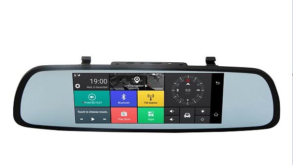 thiết kế tinh tế - sang trọng của camera ghi hình và giám sát hành trình webvision m39