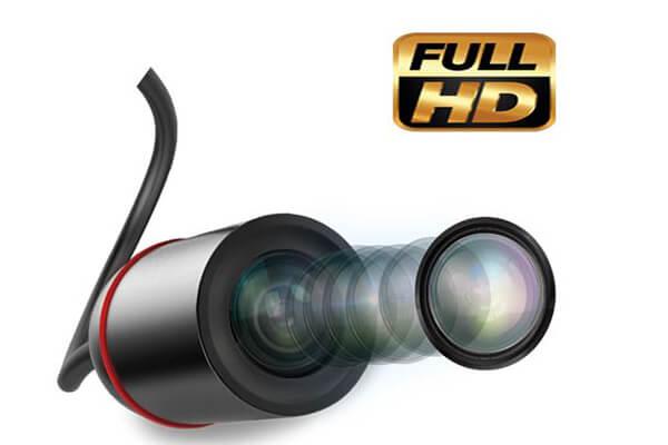 Innovv C5 ghi hình full hd cho chất lượng hình ảnh sắc nét và chân thực